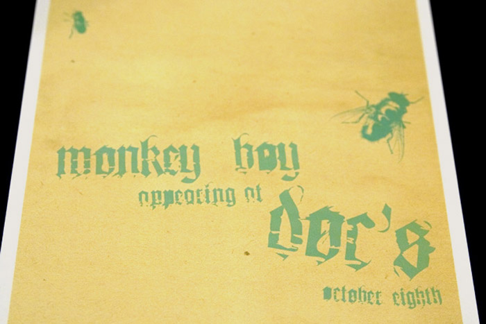 Monkey Boy – Flies