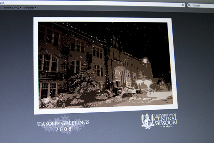 UCM: Season's Greetings '08