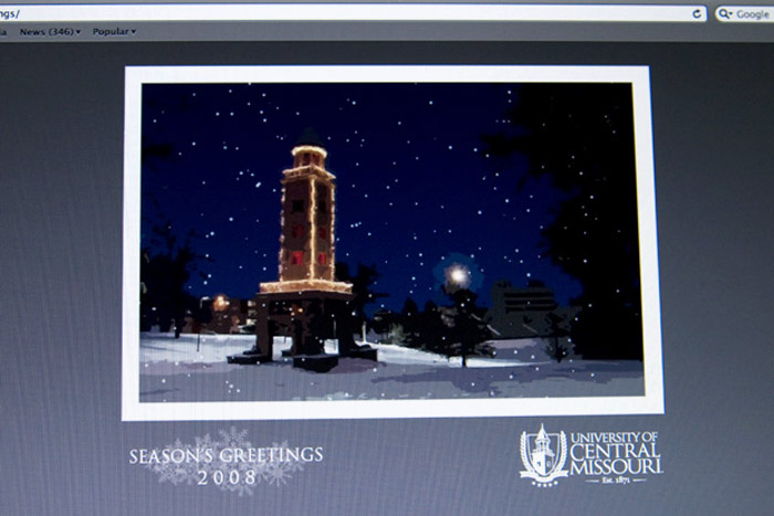 UCM: Season's Greetings '08 UCM: Season's Greetings '08