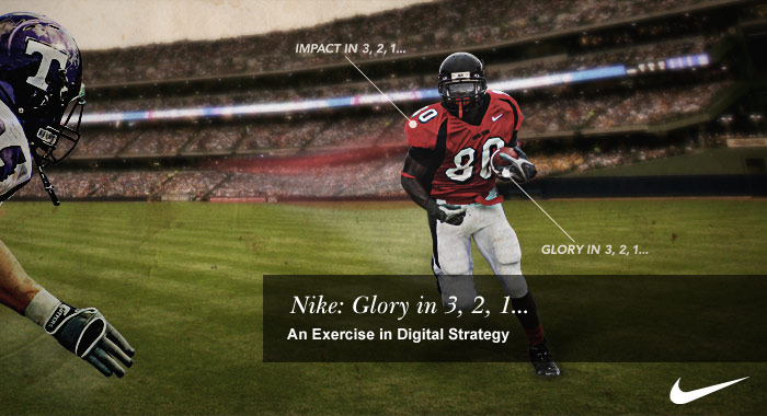 Overview – Nike: Glory in 3, 2, 1…